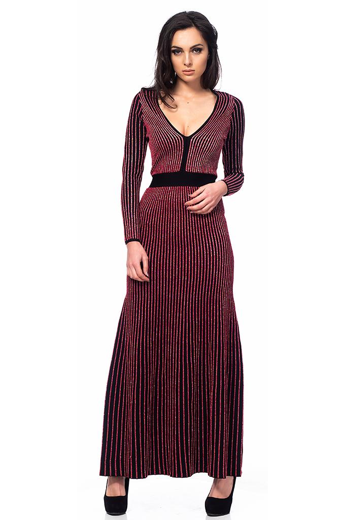 7207aa93910d Γυναικείο μακρύ φόρεμα πλισέ - Moonstone.bg